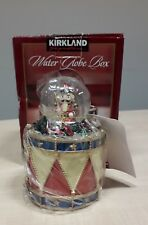 kirkland mini waterglobe collectable NEW