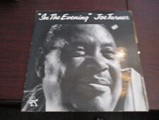 In the Evening Joe Turner on   LP