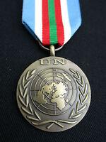 BRITISH ARMY,PARA,SAS,RAF,RM,SBS - UN Military Medal & Ribbon BURUNDI F/S New!