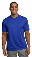 Men's Sport Tek ST350 Dri-Fit Workout T-Shirt S-4XL
