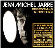 JEAN MICHEL JARRE - Essentials & Rarities - Double CD Set
