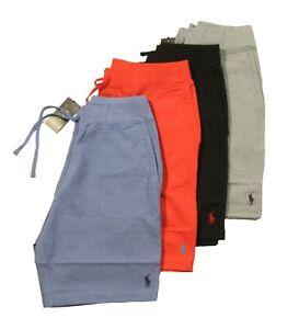 Polo Ralph Lauren Men's Solid Cotton Mesh Shorts