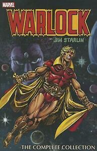 WARLOCK BY JIM STARLIN COMPLETE COLLECTION - SOFTCOVER