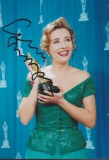 "EMMA THOMPSON 1 ""Harry Potter"" Foto 13x18 signiert IN PERSON Autogramm signed"