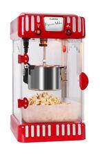 Klarstein Popcornmaschine Kino Cinema Popcorn Automat Maker Edelstahl Rührwerk