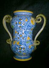 Vaso Anfora - Ceramica Originale MOLARONI, Pesaro - Italia 1908-1920