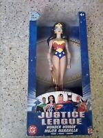 """Justice League : WONDER WOMAN 10"""" action figure - DC Comics - NEW"""