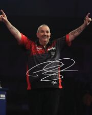 PHIL TAYLOR #2 - 10x8 Pre Printed LAB QUALITY Photo (RePrint) - FREE DELIVERY
