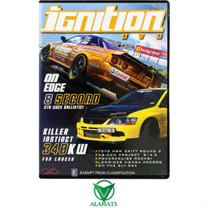 Ignition Edition 25 DVD [T]