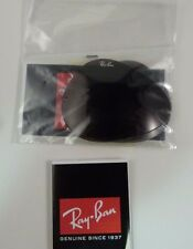 New SEALED Authentic RAY-BAN Replacement Lenses RB3025 Aviator B-15 Brown 58mm