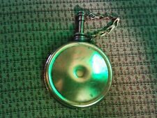 Military Brass Banjo Oil Can ,Serbian And Yugoslav Army