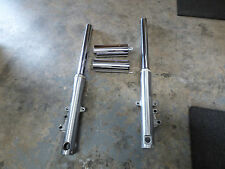 Kawasaki vn1600 classic 06 forks and chrome covers fork