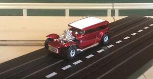 Custom L'il Coffin HO slot car