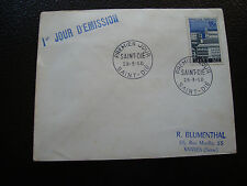 FRANCE - enveloppe 1er jour 29/3/1958 (saint-die) (cy57) french (A)