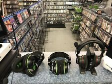Huge Lot Of 8 Wired & Wireless Gaming Headphones