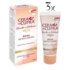3x nuevo cera di Cupra rosa idratante anti arrugas Age días crema antienvejecimiento 75 ml