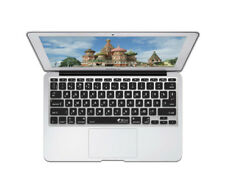 Russian Keyboard Cover for MacBook Air 11