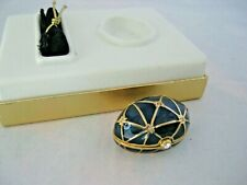 1995 ESTEE LAUDER COLLECTORS EGG MIB SOLID PERFUME