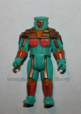 1989 Mattel Computer Warriors Dekodar Action Figure