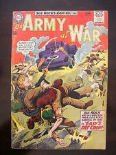 Our Army At War #143 FA Easy's TNT Crop