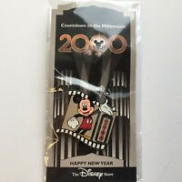 DS Countdown to the Millennium Series #1 Mickey Mouse Spinner Disney Pin 382