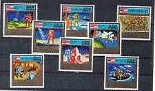 Emiratos Arabes Espacio Misiones Espaciales (CV-250)