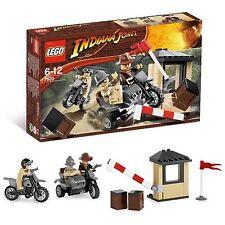 *BRAND NEW* Lego Indiana Jones Last Crusade MOTORCYCLE CHASE 7620