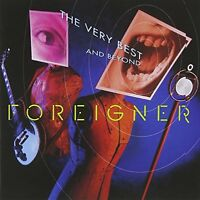 Foreigner - The Very Best and Beyond [CD]