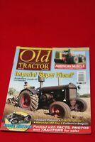 OLD TRACTOR APRIL 2008 - SUPER DIESEL STEIGER FEATURES