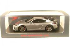Porsche Cayman GT4 (argent) 2016
