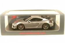 1 43 Spark Porsche Cayman Gt4 2016 silver