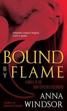 BOUND BY FLAME by Anna Windsor DARJ CRESCENT SISTERHOOD #2 ~ PARANORMAL ROMANCE
