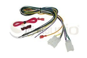 LEXUS GS 1998-2005 Factory Amplifier Bypass Wiring for Aftermarket Radio WH-0047
