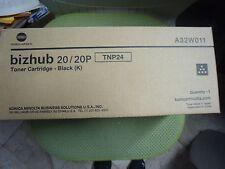 New ! Genuine Konica Minolta bizhub 20 20P 20PX Laser Printer A32W011 TNP24