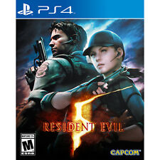 Resident Evil 5 HD PS4 [Brand New]