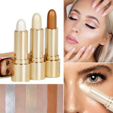 Shimmer Highlight & Contour Stick Makeup Face Body Concealer Powder Cream Beauty
