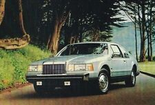 1984 LINCOLN Sales Brochure / Catalog : CONTINENTAL,MARK VII,7,LSC,TOWN CAR,