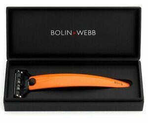 Shaving Razor Designer Bolin Webb   Premium Shaving   German Engineered   Barber