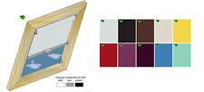günstige Rollos für ROTO® Holz Dachfenster 90°Grad Falz Sicht- und Sonnenschutz