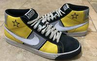 Nike Sb Blazer Elite Sub Pop Records 334106-711 Zest White Size 13