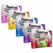 Frontline Tri-act 20-40kg antiparasitario para perro