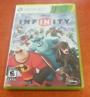 Disney Infinity Microsoft Xbox 360 Pirates of the Caribbean incredibles Cars