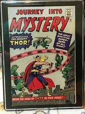 Journey Into Mystery #83 FN+ Unrestored 1966 Golden Record Reprint 1st THOR