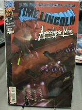 Time Lincoln Apocalypse Mao (Antarctic Press) #1 2010 FN Fantastic Read