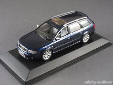 1/43 Minichamps Audi rs6 avant (c5) 2002-BLU - 141280