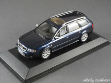 1/43 Minichamps Audi RS6 Avant (C5) 2002 - blau - 141280