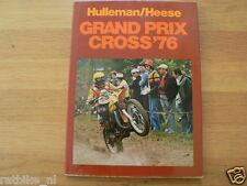 GRAND PRIX MOTOCROSS 1976,HANNAH YAMAHA,ELLIS CANAM, STATEN HD,HANSEN KAWA ZM76