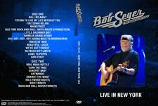 Bob Seger 2011 Madison Square Garden in New York 2 DVD