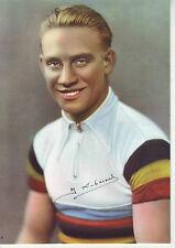 CYCLISME carte cycliste JOSEPH SCHERENS (B) éd. coups de pédales