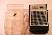 RARE VINTAGE VOLARE SOLID STATE RADIO 1970'S MADE IN HONG KONG